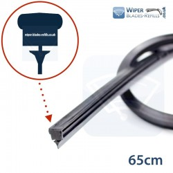Mitsuba Windscreen Wiper Rubber