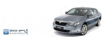 Skoda Superb 2008 Onwards