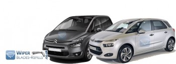 Citroen C4 Picasso-Grand picasso 2013 Onwards
