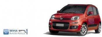 Fiat Panda 2011 Onwards