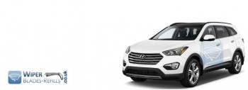 Hyundai Santa Fe 2012 Onwards