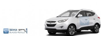 Hyundai Tucson 2015 Onwards