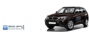 BMW X3 2010 Onwards