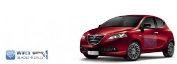 Lancia Ypsilon 2011 Onwards