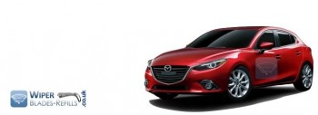 Mazda 3 2013 Onwards