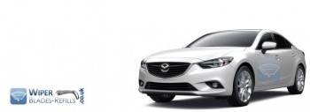 Mazda 6 2012 Onwards