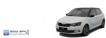 Skoda Fabia 2014 Onwards