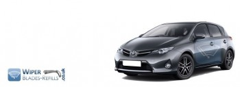 Toyota Auris 2013 Onwards