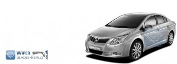 Toyota Avensis 2009 Onwards