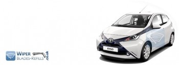 Toyota Aygo 2015 Onwards