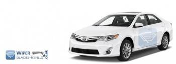 Toyota Camry 2009 Onwards