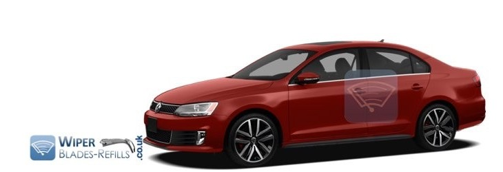 Volkswagen Jetta 2011 Onwards