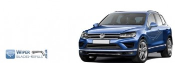 Volkswagen Touareg 2010 Onwards